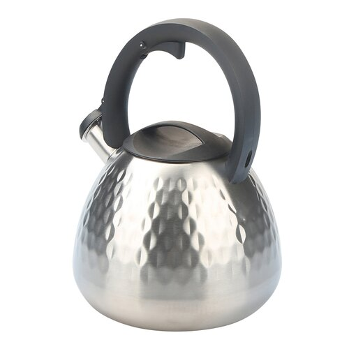 Mathers 2.7L Stainless Steel Whistling Stovetop Kettle Sympl