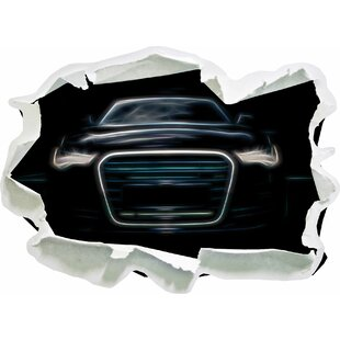 Buy Sale Price Dark Audi A8 Wall Sticker