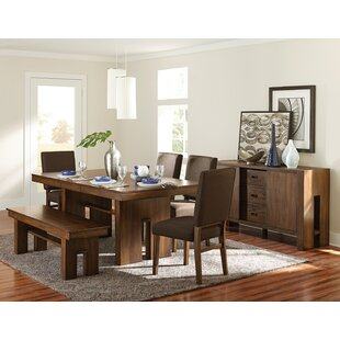 Union Rustic Huntley Dining Table