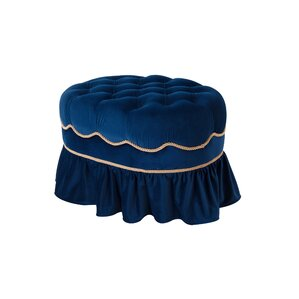 Cara Ottoman by Astoria Grand