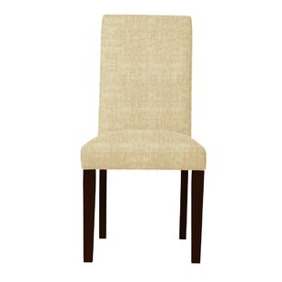 Beachwood Solid Back Side Chair (Set of 2) by Latitude Run