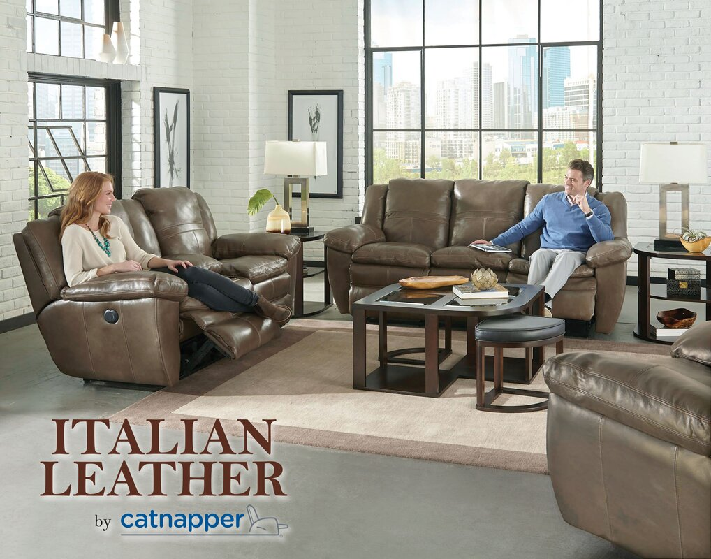 item console flat products reclining number lay with bryce porcini wide catnapper loveseat
