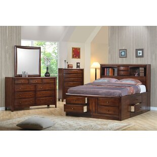 Marcel Platform Configurable Bedroom Set by Longshore Tides