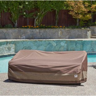 Curved Outdoor Sofa Cover   Wayfair