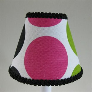 Wild Spot 11 Fabric Empire Lamp Shade