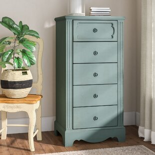 Asbury 5 Drawer Chest