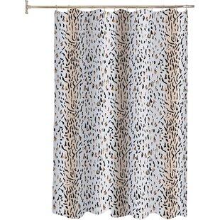 Bentley Shower Curtain ByWorld Menagerie