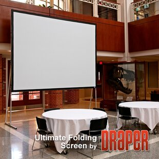 Ultimate Folding Projection Screen