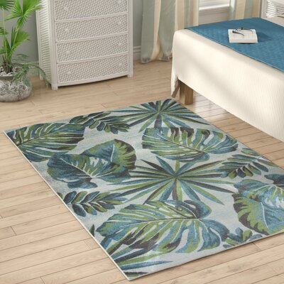 Coastal Tropical Area Rugs You Ll Love In 2019 Wayfair