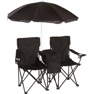 Trademark Innovations Folding Beach Chair
