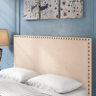 Find Norden Upholstered Panel Headboard by Alcott Hill