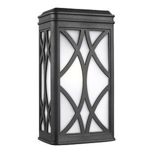 Alena Outdoor Flush Mount by Charlton Home