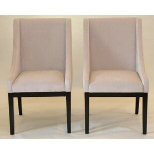 Carruthers Contemporary Armchairs by House of Hampton