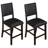 Northup Bar & Counter Stool (Set of 2) by Charlton Home®