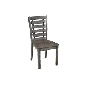 Check Prices Keely Solid Wood Dining Chair (Set of 2) by Gracie Oaks Reviews (2019) & Buyer's Guide