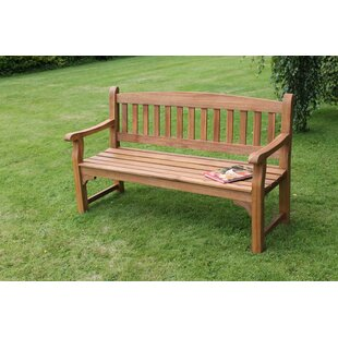 Birney Wooden Traditional Bench By Union Rustic