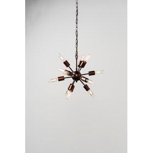 Kosas Home Chiku 10-Light Sputnik Chandelier