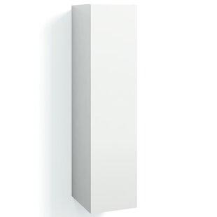 Jerkins 30 X 123cm Wall Mounted Tall Bathroom Cabinet By Brayden Studio