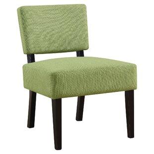 Ebern Designs Ileana Slipper Chair