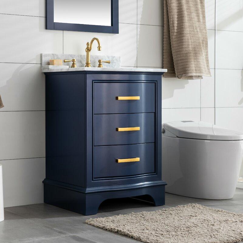 "Goleta 24"" Single Bathroom Vanity Set"