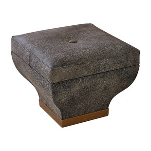 Churchill Storage Ottoman by S..