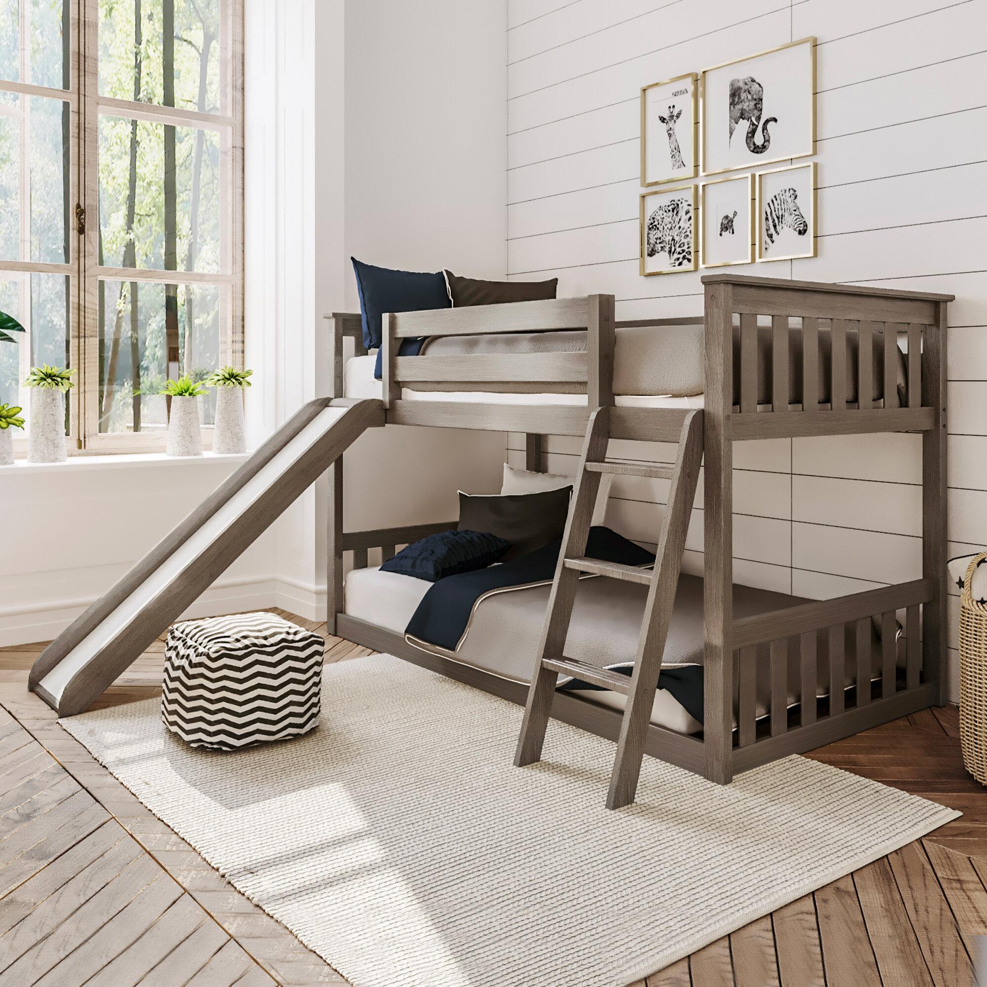 Image of: Bunk Beds Up To 60 Off Through 12 21 Wayfair