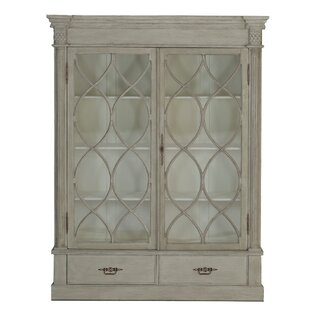 Grace Wooden Storage Accent Cabinet by Gabby