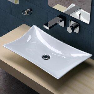 Belfry Bathroom 37,5 cm Aufsatz-Waschbecken Brüssel
