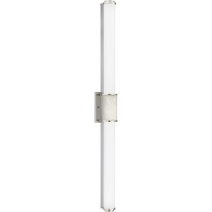 Steppe Linear 1-Light LED Bath Scone by Ebern Designs