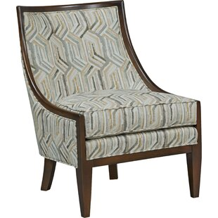 Sloped Side Chair by Fairfield Chair
