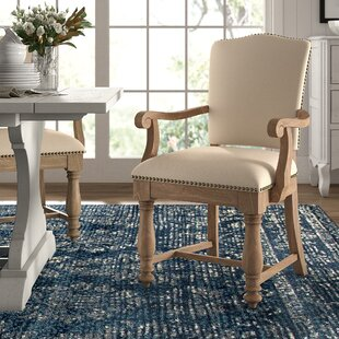 Margate Arm Chair (Set of 2) Three Posts