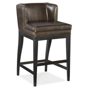 Hooker Furniture Jada Contemporary Bar Stool