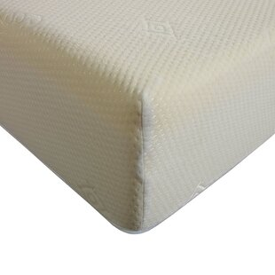 Kirkendall Reflex Foam Mattress By Symple Stuff