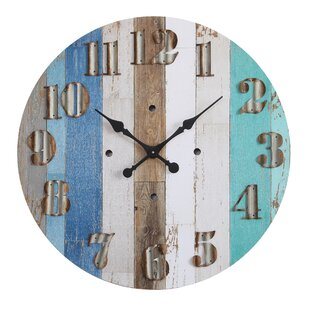 Blue Wall Clocks Youll Love