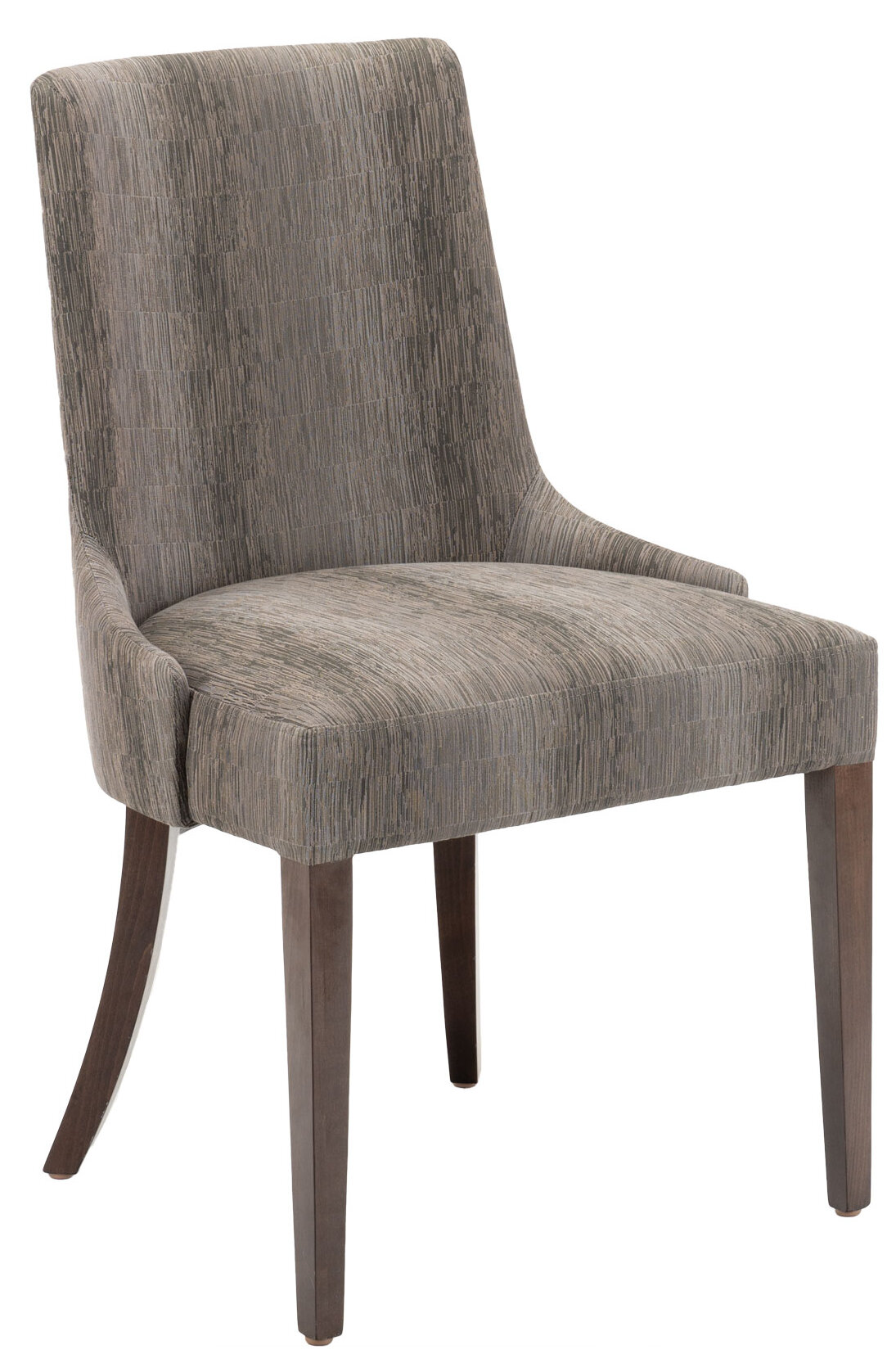 Florida Seating Upholstered Side Chair In Nonstop Concrete Wayfair
