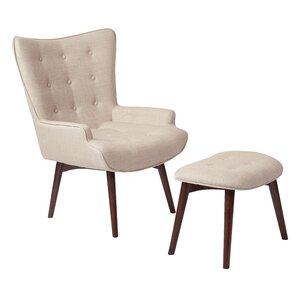 Dalton Lounge Chair and Ottoman