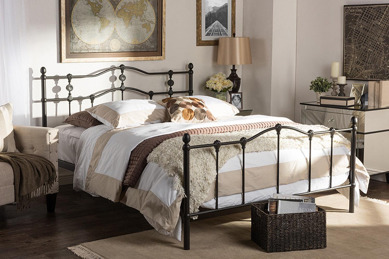 Charlton Home Leisha Platform Bed Wayfair