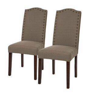 Lunenburg Upholstered Parsons Chair (Set of 2)