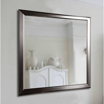 Ebern Designs Waite Wall Modern Contemporary Accent Mirror Reviews Wayfair