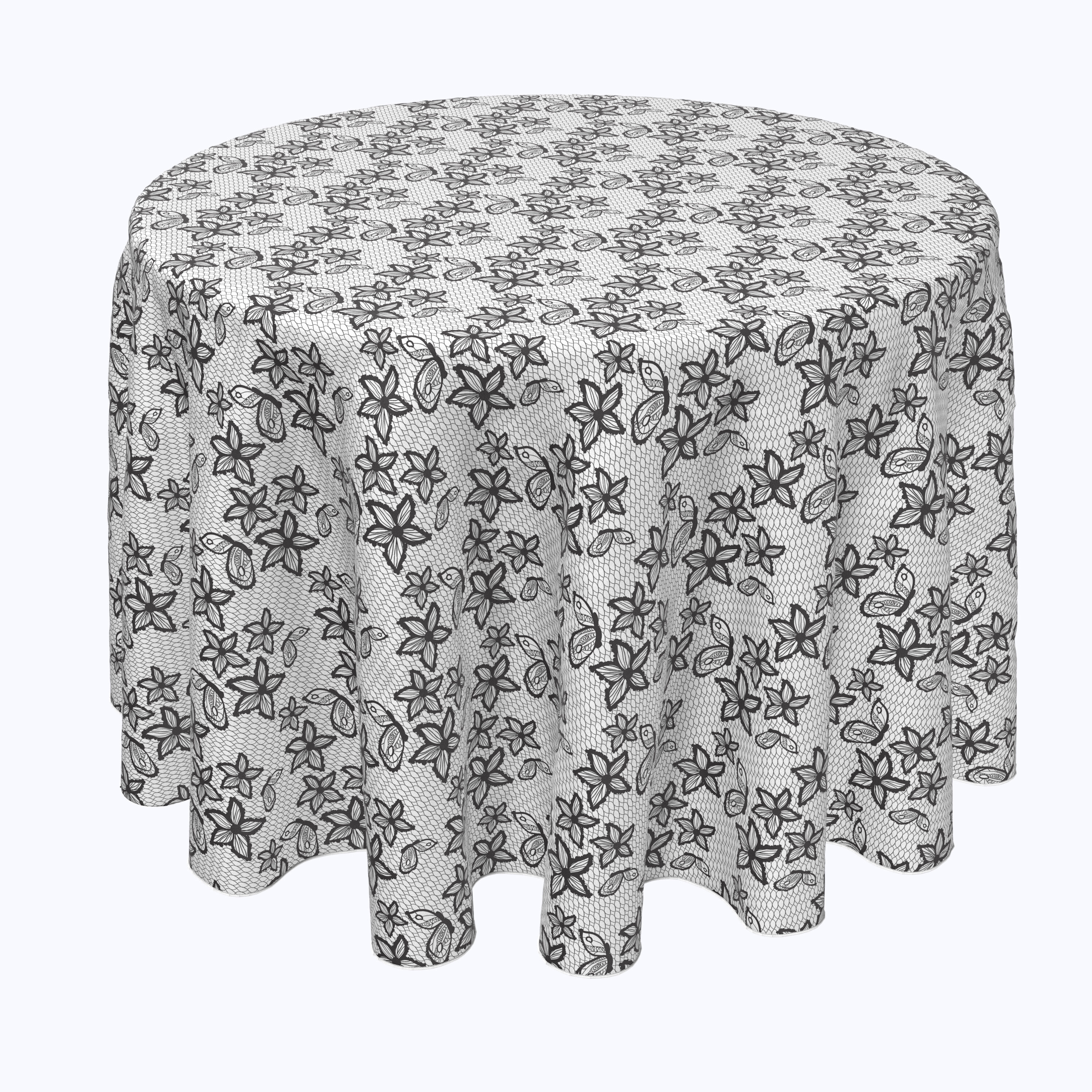 90 X 70 Gray Table Linens You Ll Love In 2021 Wayfair