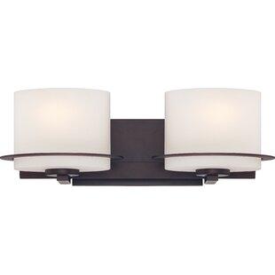 Foundry Select Daryl 2-Light Vanity Light