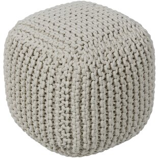 Battlement Pouf