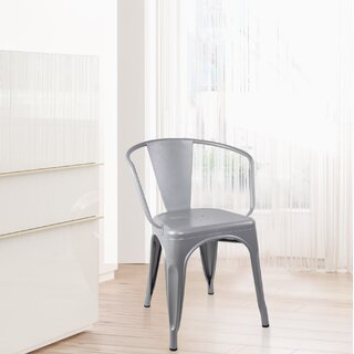 Anni Metal Dining Chair (Set of 2) by 17 Stories SKU:AC116424 Description
