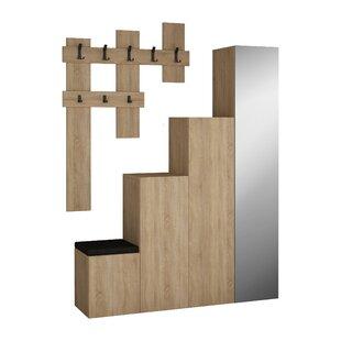 3 Piece Hallway Set By Symple Stuff