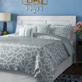 Willa Arlo Interiors Hitesh 7 Piece Comforter Set