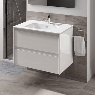 Ambra 24 Single Bathroom Vanity Set By WS Bath Collections