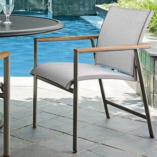 Del Mar Teak Patio Dining Chair