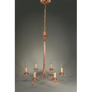 Mission shaker chandeliers youll love wayfair save to idea board aloadofball Image collections