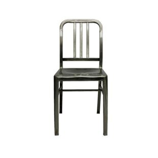 Herring Stainless Dining Chair 17 Stories