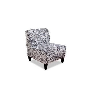 Salut Slipper Chair by World Menagerie